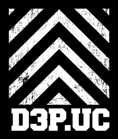 D3P.UC ロゴ (okmusic UP\'s)
