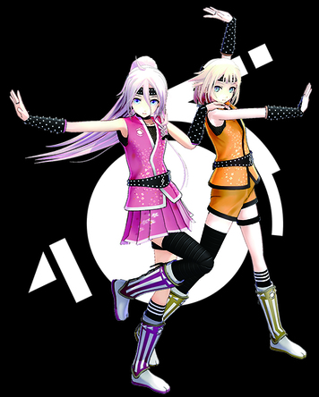 IA & ONE (okmusic UP's)