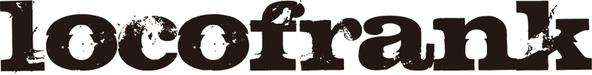 locofrank ロゴ (okmusic UP's)
