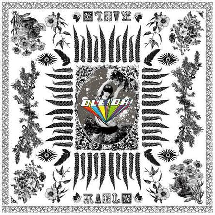 ボタニカルアートチーフ デザイン写真 (okmusic UP's)