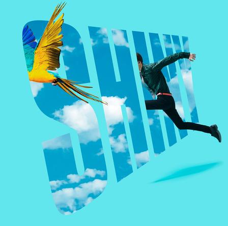 シングル「SHINY E.P.」 (okmusic UP's)