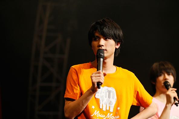 3月30日@Zepp DiverCity(板垣瑞生) (okmusic UP's)