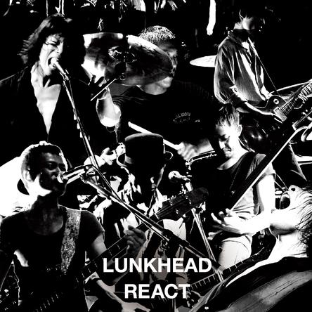 アルバム『REACT』 (okmusic UP\'s)