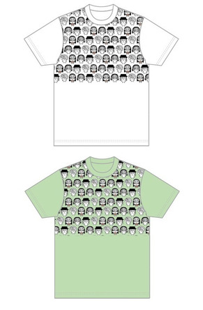 『アーバンギャル脳』Tシャツ (okmusic UP's)