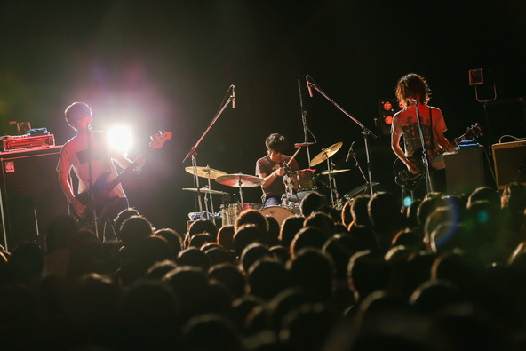 BURGER NUDS@恵比寿LIQUIDROOM (okmusic UP's)