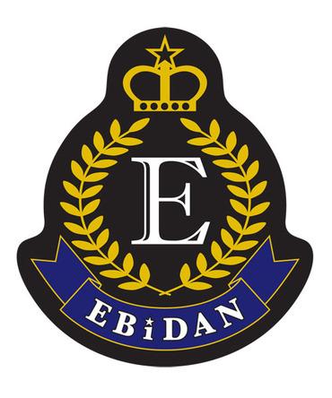 EBiDAN ロゴ (okmusic UP\'s)