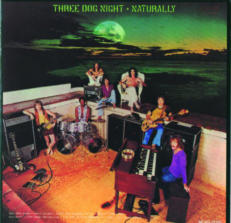 『Naturally』('70)/Three Dog Night (okmusic UP's)