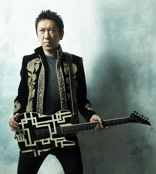布袋寅泰、35周年を記念した日本武道館公演が映像作品&CD化!