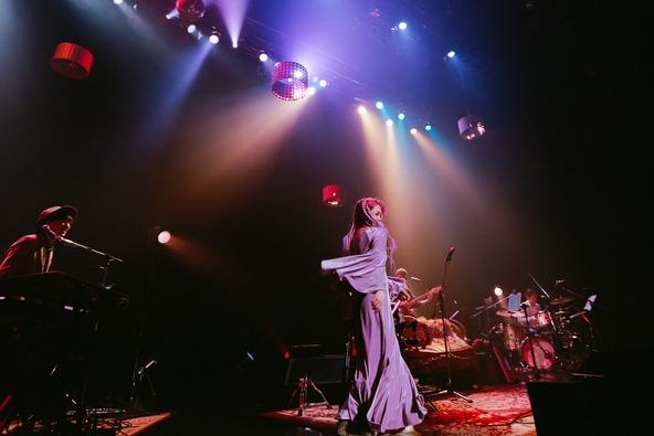 4月1日@東京・Zepp Tokyo (okmusic UP\'s)