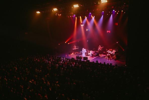 4月1日@東京・Zepp Tokyo (okmusic UP's)