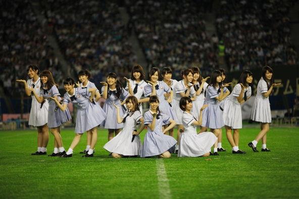 乃木坂46が社会人アメリカンフットボール東日本春季決勝戦「第37回PEARL BOWL」にスペシャルゲストとして出演! (okmusic UP's)