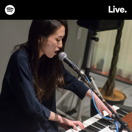 Spotify限定ライブアルバム『Spotify Live』 (okmusic UP's)