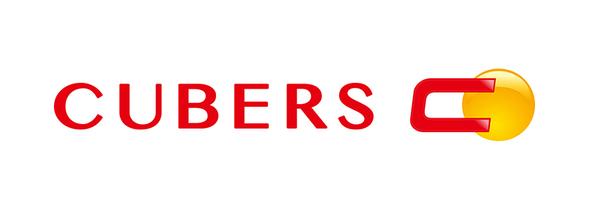 CUBERS ロゴ (okmusic UP's)