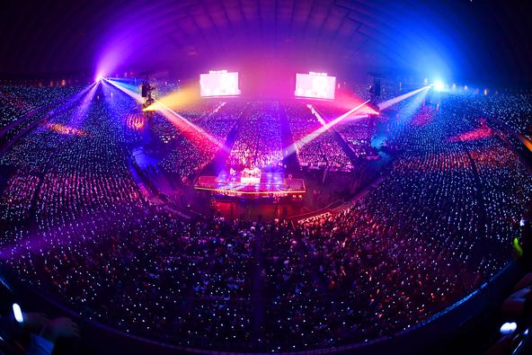4月8日(土)@TOKYO DOME (okmusic UP's)