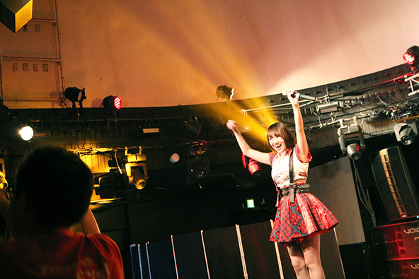 4月13日@渋谷ジーカンス (okmusic UP's)