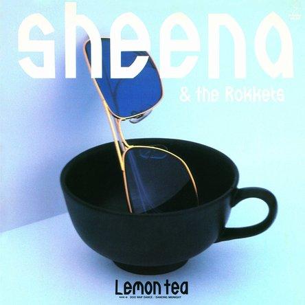 「LEMON TEA」(シーナ&ロケッツ)の12