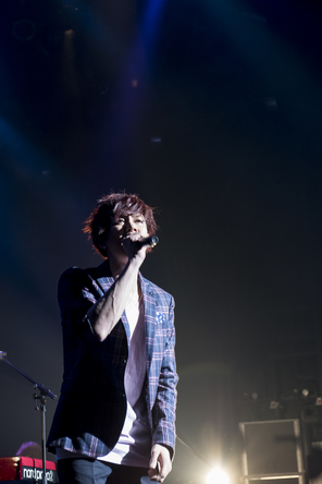 4月16日@赤坂BLITZ (okmusic UP's)
