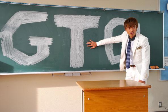 関西テレビ・フジテレビ系列「GTO」 (okmusic UP's)
