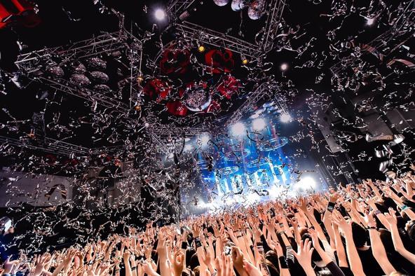 4月18日(火) @新木場STUDIO COAST (okmusic UP's)