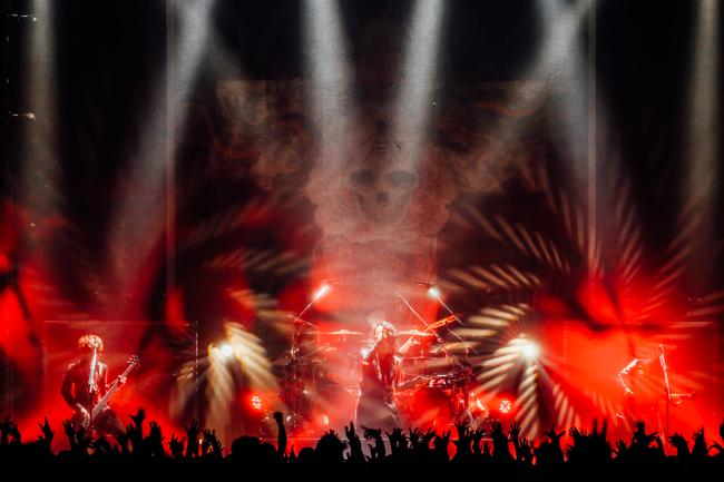 MUCC、ツアーを締めくくるZepp DiverCity公演のオフィシャルレポが到着!