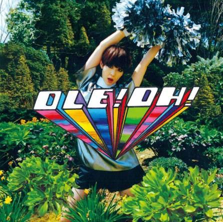 シングル「OLE!OH!」 (okmusic UP's)