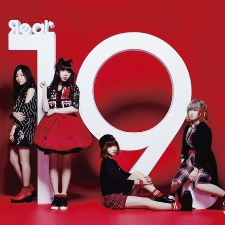 アルバム『19.』【初回生産限定盤】(CD+DVD) (okmusic UP's)