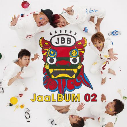 アルバム『JaaLBUM 02』 【通常盤】 (okmusic UP's)