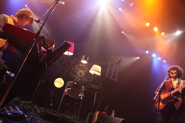 【カミナリグモ】 6月25日@東京・渋谷TSUTAYA O-EAST (okmusic UP's)