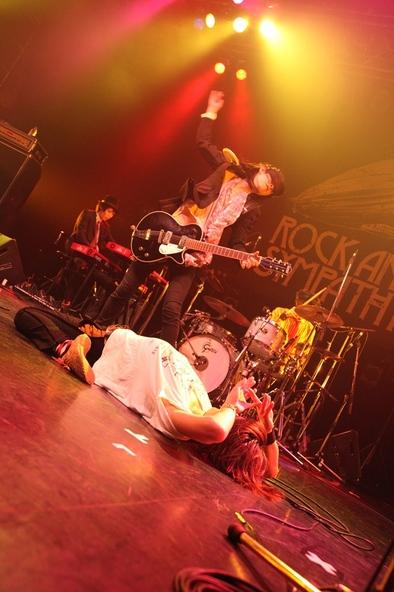 【THE BOHEMIANS】 6月25日@東京・渋谷TSUTAYA O-EAST (okmusic UP's)