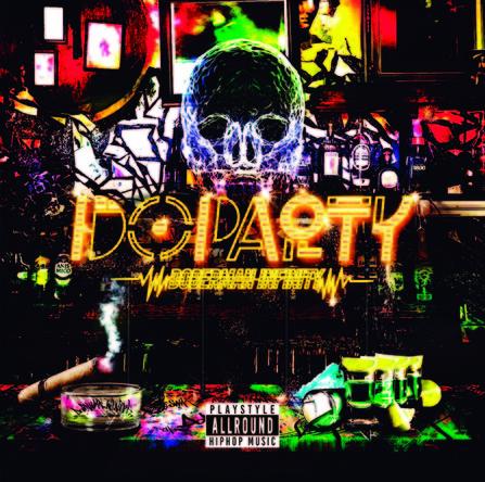 シングル「DO PARTY」【通常盤】(CD) (okmusic UP's)