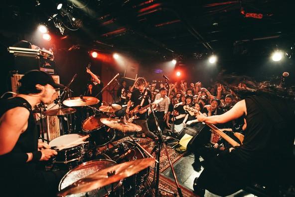 4月20日@東京・下北沢CLUB Que (okmusic UP's)