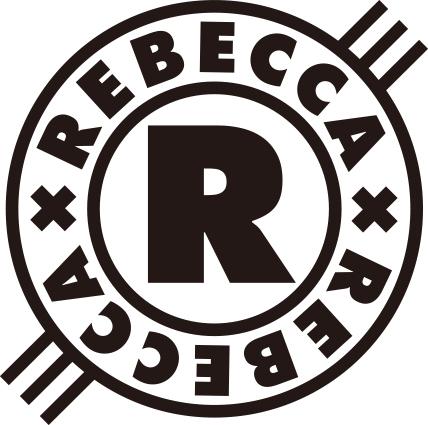 REBECCA ロゴ (okmusic UP's)