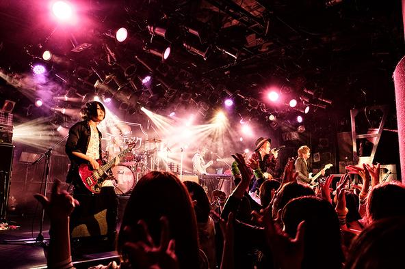 「キミたちに届けたいラフ・ソング」@渋谷クラブクアトロ (okmusic UP\'s)