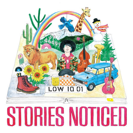アルバム『Stories Noticed』 (okmusic UP's)
