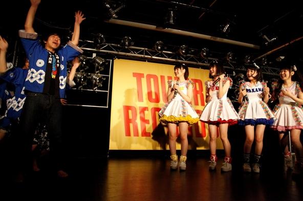 6月25日に1stアルバム『乙女新党 第一幕 ~始まりのうた~』をリリースした乙女新党が、東京・タワーレコード渋谷店B1「CUTUP STUDIO」で発売記念イベントを開催 (okmusic UP's)
