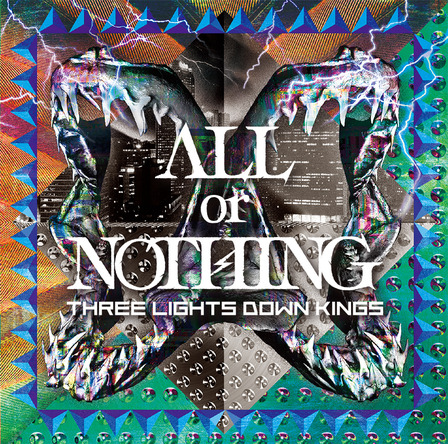 ミニアルバム『ALL or NOTHING』 【通常盤】 (okmusic UP's)