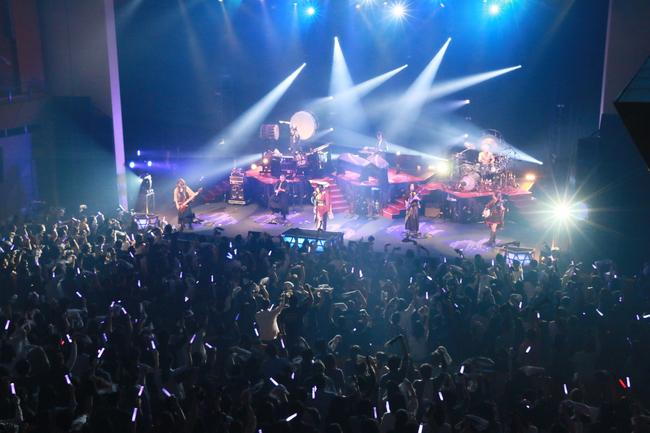 和楽器バンド、全国ホールツアー初日にライブ映像作品の発売を発表
