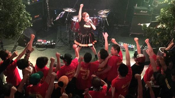 4月22日(土)@青山 月見ル君想フ (okmusic UP's)