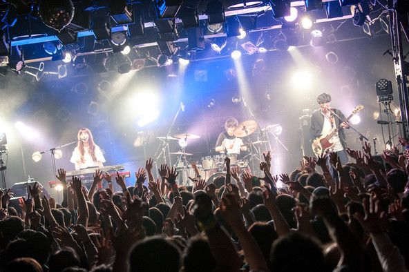 4月21日(金)@渋谷TSUTAYA O-Crest (okmusic UP\'s)