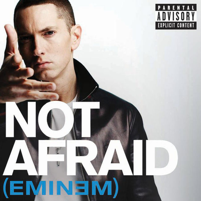 「Not Afraid」('10)/Eminem