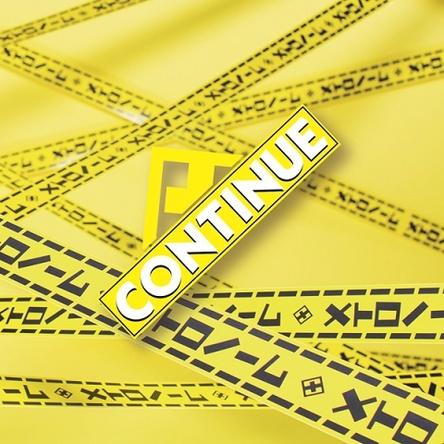 アルバム『CONTINUE』【通常盤】(CD only) (okmusic UP's)