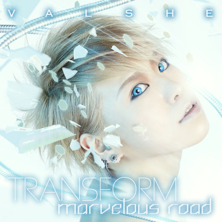 シングル「TRANSFORM / marvelous road」 【通常盤】 (okmusic UP's)