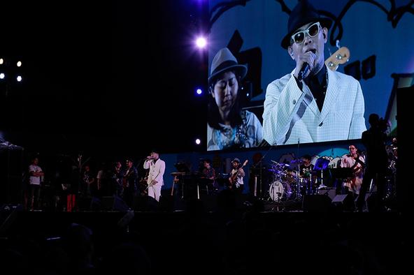 4月23日@波の上うみそら公園特設ステージ (okmusic UP's)
