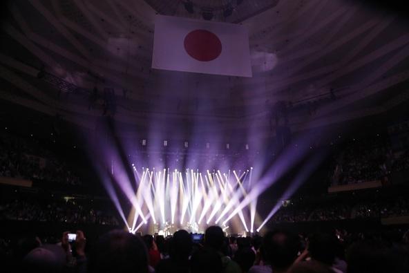 4月25日@東京・日本武道館 (okmusic UP's)