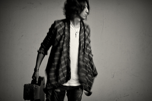 TAKURO(GLAY) (okmusic UP's)
