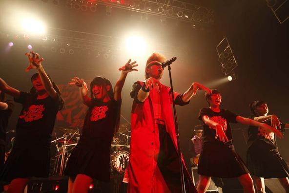 6月26日(木)@Zepp Tokyo【氣志團×私立恵比寿中学】 (okmusic UP\'s)
