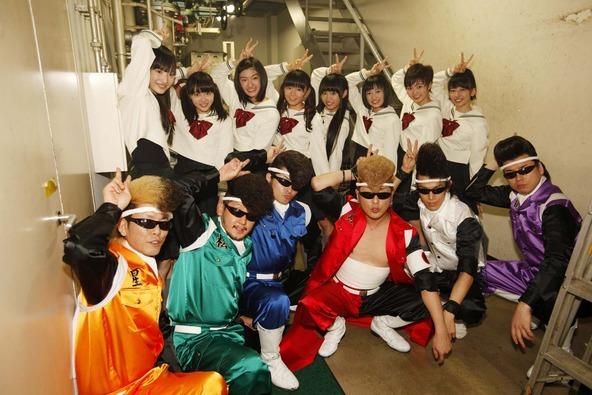 6月26日(木)@Zepp Tokyo【氣志團×私立恵比寿中学】 (okmusic UP's)