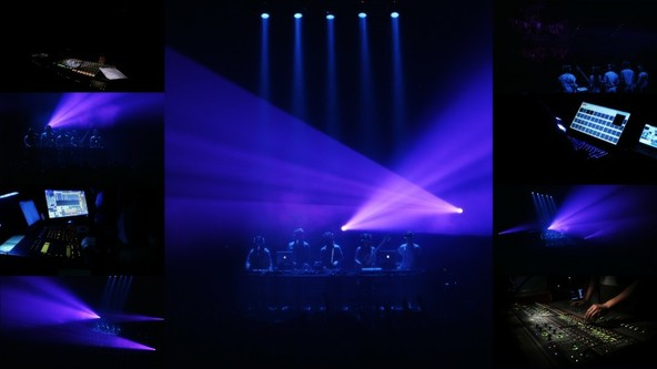 DVD 「SAKANATRIBE 2014 -LIVE at TOKYO DOME CITY HALL- Featuring TEAM SAKANACTION Edition」より (okmusic UP's)