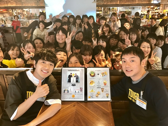 4月27日@東京・タワーレコード渋谷店 (okmusic UP's)