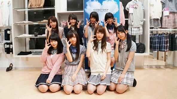 4月27日(木)@KANKO SHOP原宿 (okmusic UP's)